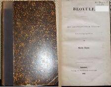 Antiquarische Bücher aus Europa mit Belletristik-Genre von 1850-1899