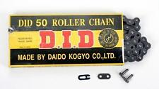 D.I.D - 530-100 FT - 530 Standard Series Non O-Ring Chain, 100ft. Bulk Chain