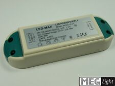LED Trafo / SMD Netzteil 12V - 2,5A - 30W Netzteil (driver) für Led Leuchtmittel
