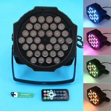 36W 36 LED Purple Par Stage Lighting DMX Strobe Show DJ Party Bar Wedding Light