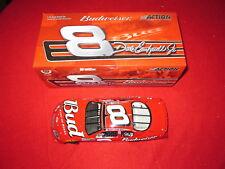 Dale Earnhardt Jr Nascar Action Diecast 1:24 Coche #8 Budweiser MIB L Gfe
