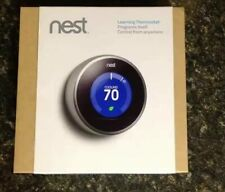 Nest 2nd Generation Learning Thermostat Great (As-New)  Condition