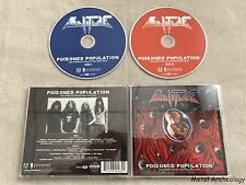 Solitude - Poisoned Population  The Complete Collection 2CD DIVE-006