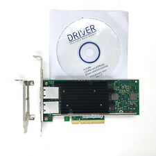 OEM Intel X540-T2 10G dual RJ45 ports Ethernet Converged Network Adapter