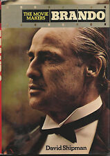 Brando by David Shipman (1974, Hardcover - Illustrated) FREE SHIPPING!