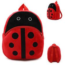 Toddler Kids Child Mini Baby Lovely Animal Backpack Schoolbag Shoulder Bag #12 E