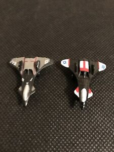 Micro Machines 266 USAF  EXPERIMENTAL Fighter Jet Aircraft -  RARE (2 Items)