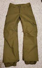Burton Cargo Snow Pants-Regular Men's Size Small