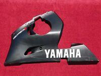 OEM YAMAHA LEFT SIDE LOWER FAIRING 99-02 YZF-R6 YZFR6 cowling body panel / cowl