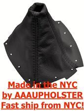 Shift Boot Real Leather for 1990-1997 Mazda Miata Black Manual Stick Gear Box