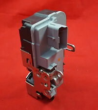 Peugeot 206 Central Locking Motor catch Left Side Door Lock Mechanism Genuine