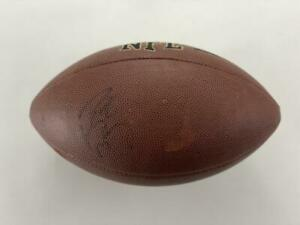PEYTON MANNING SIGNED AUTOGRAPH FULL SIZE FOOTBALL - INDIANAPOLIS COLTS STAR PSA