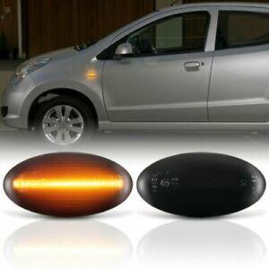 LED Indicators for Suzuki SX4 Grand Vitara Black [71903-1]