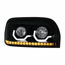 """Blackout"" Freightliner Century Projection Headlight  - Passenger 31206"