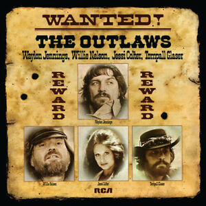 The Outlaws - Wanted The Outlaws [New Vinyl LP] 150 Gram, Download Insert