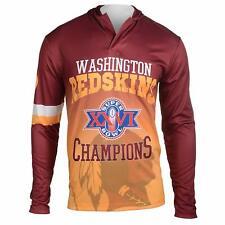 NFL Washington Redskins Super Bowl XXVI Hoody Tee XL a802bf443