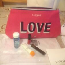 Lancome Love Set/HOLIDAYS/BIRTHDAY/Party/4-Items+ Cos/Travel/Free Gift/Cheap/New
