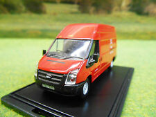 OXFORD ROYAL MAIL LWB MK7 TRANSIT VAN 1/76 BOXED & NEW 76FT024