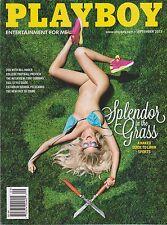 PLAYBOY'S SEPTEMBER 2013-A – BRYIANA NOELLE – PLAYMATES GATHER – ROSANNA DAVISON