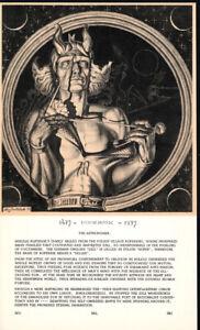 Copernicus postcard 1973