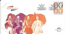 Nederland - FDC 741 Dag van de postzegel