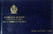 Repubblica di San Marino - Monetazione 1989