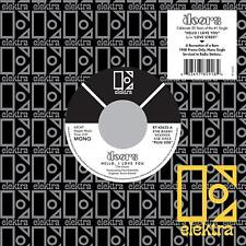 """Las puertas 7"""" Hello que te amo/Love Street 2018 Mono 1968 Promo re-issue en Sto"""