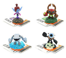 Skylanders Giants - Mini Jini + Barkley + Thumpling + Eye Small | NEUWARE |