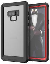 Para caso de 9   Ghostek Galaxy Note NAUTICAL Resistente Cubierta Prueba de Impactos Impermeable