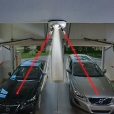 The Laser Guided Parking Spot Garage Attendant motion activated LED parking aide