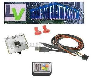 05802 Interfaccia Recupero USB AUX Di Serie WINDOWS Lancia Delta Musa Phedra Y