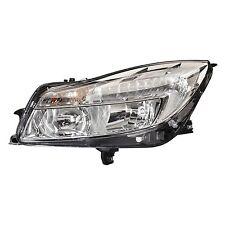 Headlight fits: Vauxhall Insignia '08-> c/w Right | HELLA 1LJ 009 630-341