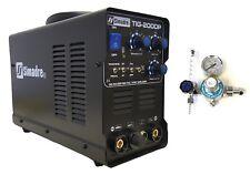 New listing Tig Mma Pulse Welder Simadre 200A Tig200Dp 110/220V Dc Welding Machine Argon Reg
