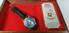 Disney Sleeping Beauty Limited Edition Watch Collectors Club Music Box Watch