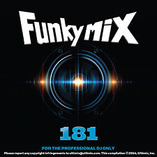 Funkymix 181 CD Ultimix Records Chris Brown Little Mix Snootie Wild Eminem