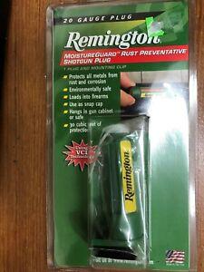Remington 20 Gauge Plug shotgun Rust Preventative- worldwide ship