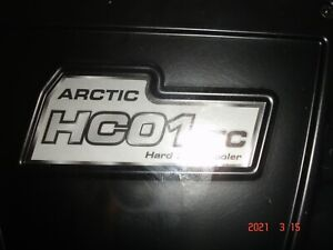 """5.25"""" Bay  3.5""""HDD Cooler/Silencer: ARTIC  HC01-TC (temperature controlled fan)"""