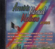 Marco Antonio Solis Bronco Arcoiris Musical Mexicano 2005 CD USED LIKE NEW