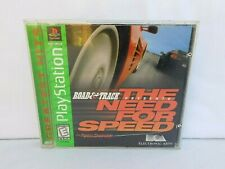 PS1 The Need for Speed (Sony PlayStation 1) - Complete - Tested & Works