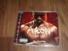 Akon : Trouble CD (2005) UNIVERSAL RECORDS UPFRONT ENTERTAINMENT SRC PA EXPLICT