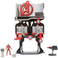 NEW Marvel Avengers Miniverse IRON MAN Armory Playset
