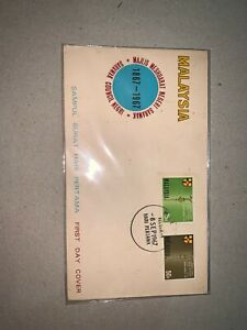 Malaysia 1967  fdc  sarawak council negri first day oover