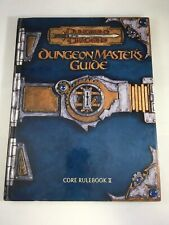 Advanced Dungeons & Dragons Dungeon Master's Guide Core Rulebook 2 AD&D