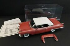 DANBURY MINT Cadillac Eldorado Biarritz Convert 1957 1:24 Mint Condition (125)