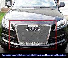 For 07-09 Audi Q7 Stainless Steel Mesh Grille Insert