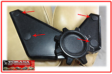 Plug Set, Seat Hinge Cover to suit Torana LH - UC
