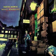 Rise and Fall of Ziggy Stardust [40th Anniversary] [Remastered] [LP/DVD] by David Bowie (Vinyl, Jun-2012, 2 Discs, Virgin)