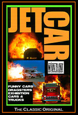 JET CAR, Funny Cars & Dragsters, a Main Event Entertainment DVD
