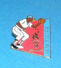 ATLANTA 1996 Olympic Collectible Sports Pin - Baseball Double Play