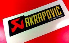 AKRAPOVIC SP Series Adhésif résistant al chaleur